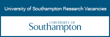 University of Southampton Research Vacancies