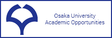 Osaka University Academic Opportunities